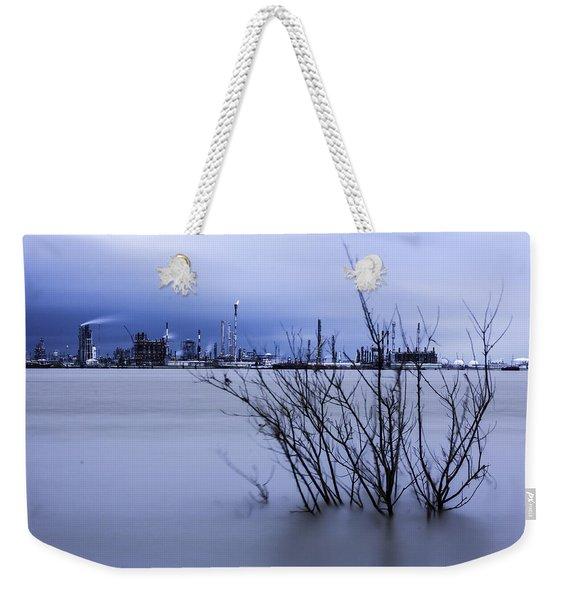 Industry In Color Weekender Tote Bag
