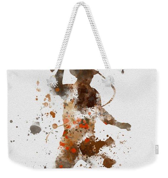 Indy Weekender Tote Bag