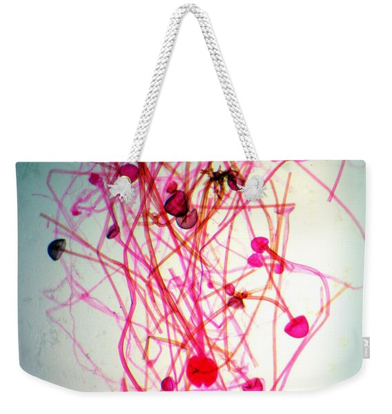 Infectious Ideas Weekender Tote Bag
