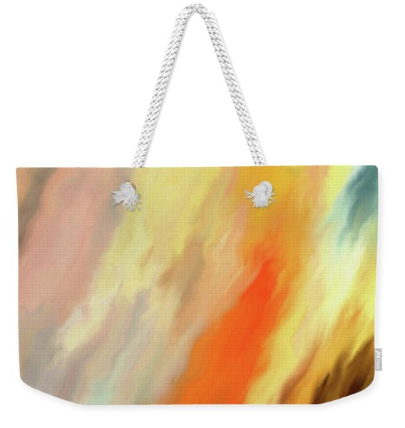 Inferno Weekender Tote Bag