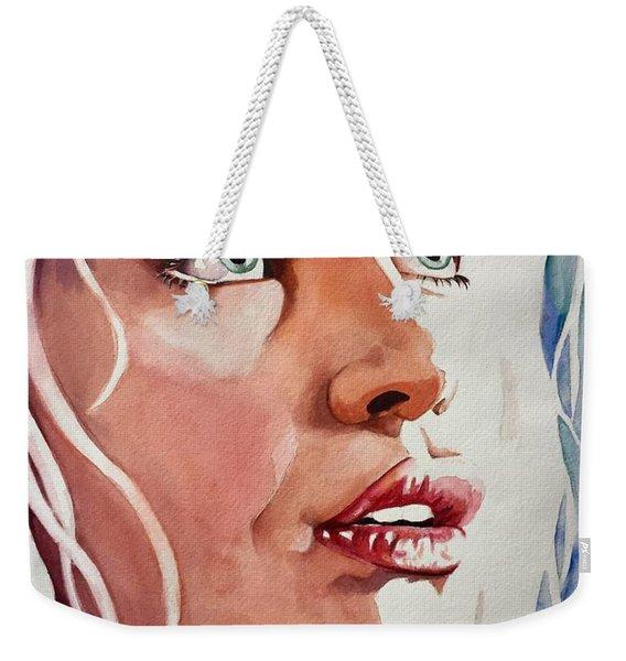 Infinite Light  Weekender Tote Bag