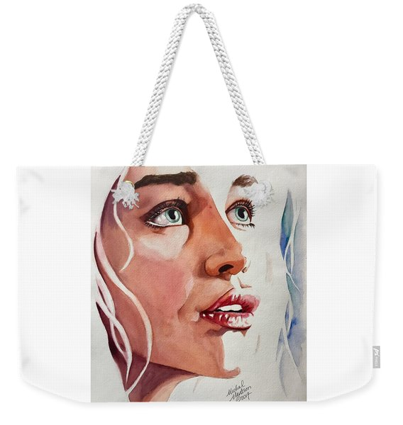 Infinite Light  Weekender Tote Bag