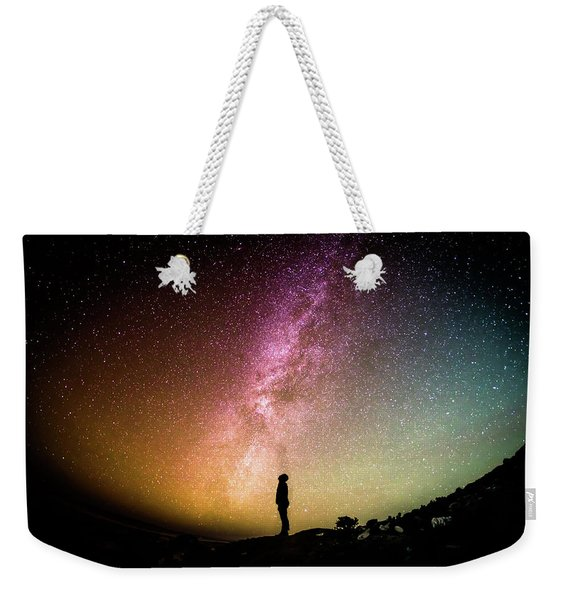 Infinite Possibilities Weekender Tote Bag