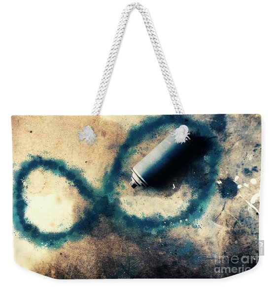 Infinity And Forever  Weekender Tote Bag