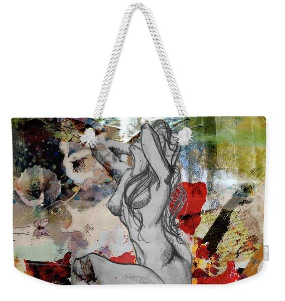 Influencia Weekender Tote Bag