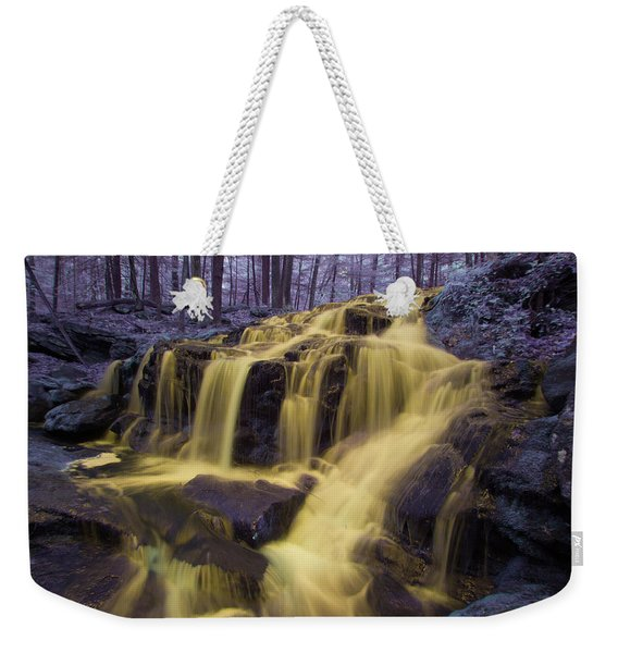 Weekender Tote Bag featuring the photograph Infrared Dream by Brian Hale