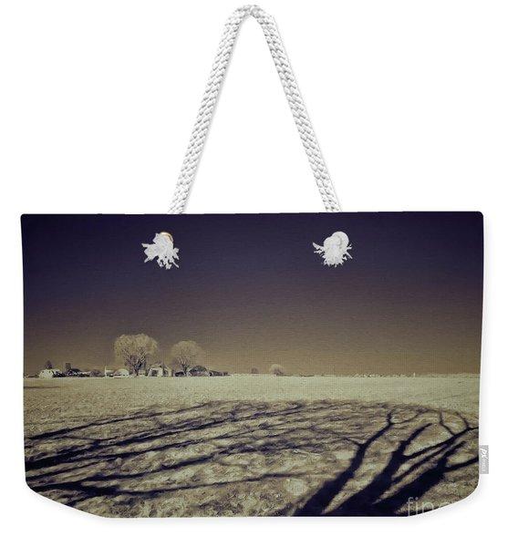 Infrared Landscape Lancaster Pa Weekender Tote Bag