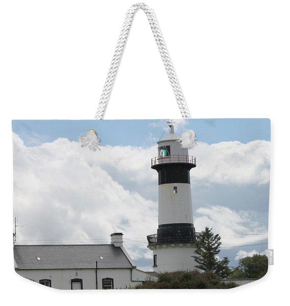 Inishowen Lighthouse Weekender Tote Bag