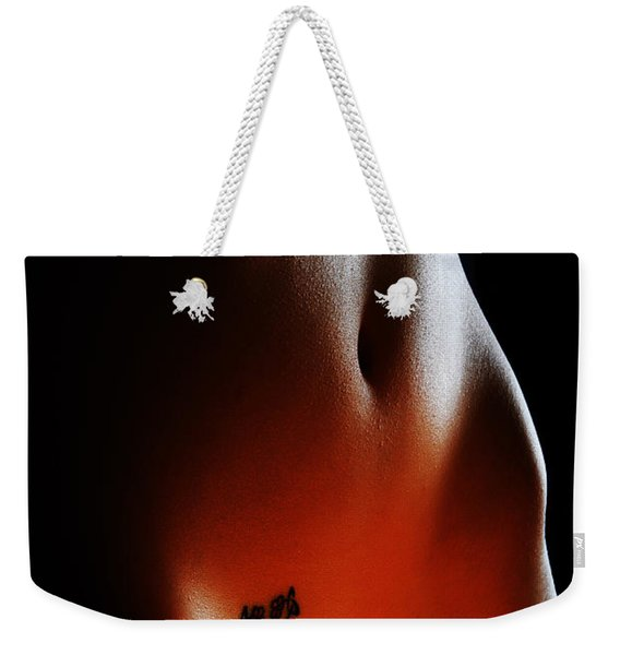 Inner Flame Weekender Tote Bag