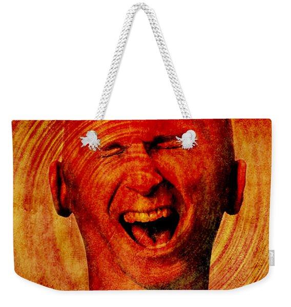 Inner Pain Weekender Tote Bag