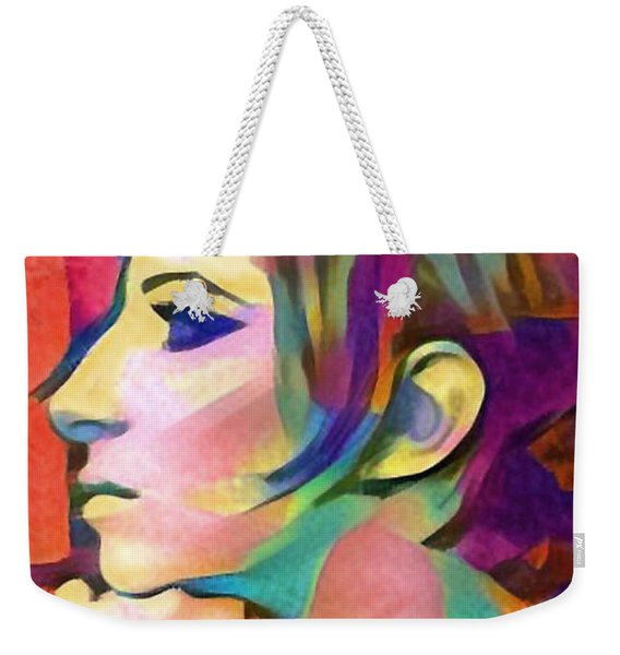 Inner Vision Weekender Tote Bag