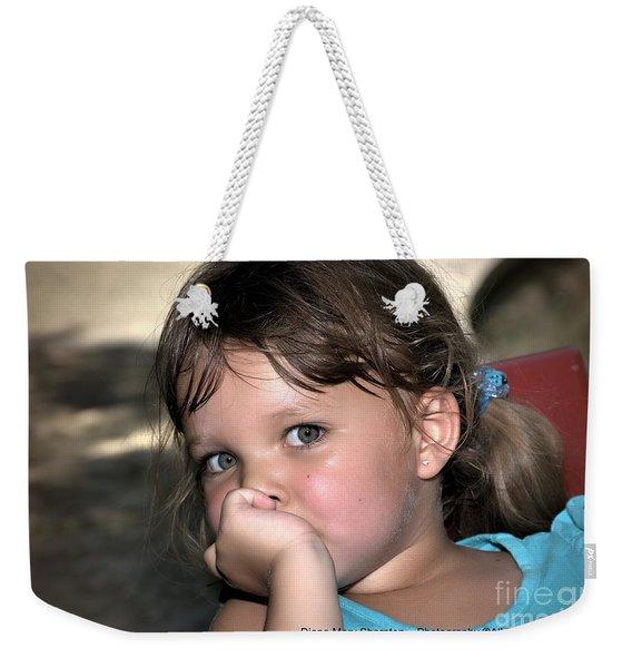 Innocense Weekender Tote Bag