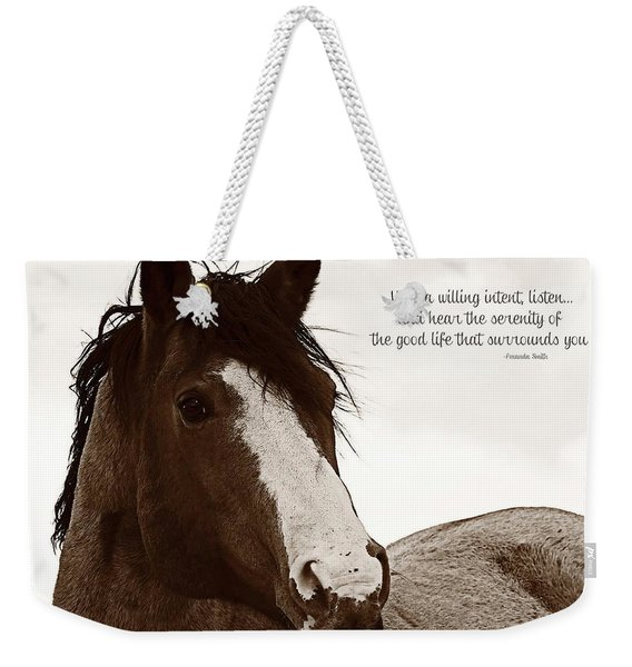 Inquisition Eyes And Ears Weekender Tote Bag