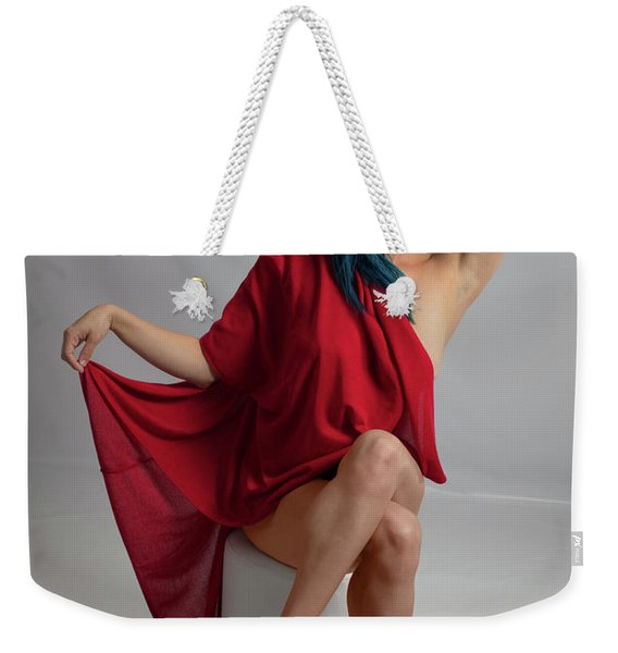 Inquisitive Maxina Weekender Tote Bag