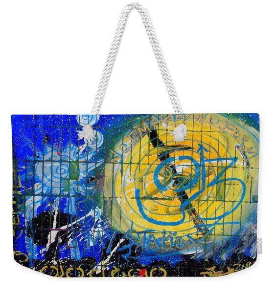 I.n.s Weekender Tote Bag