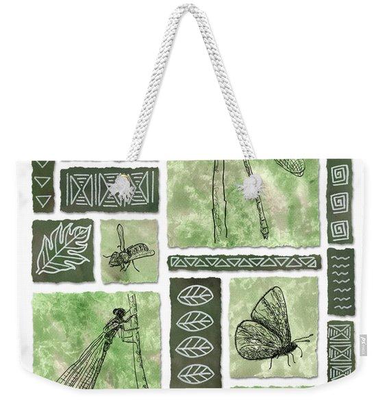 Insects Of Hawaii II Weekender Tote Bag
