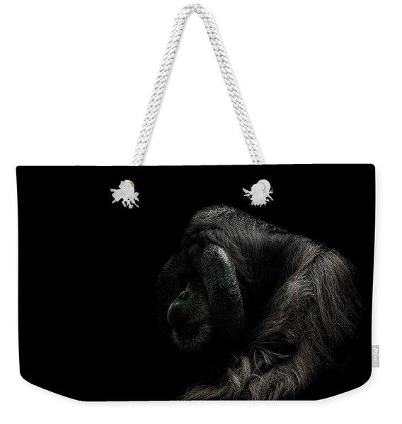 Insecurity Weekender Tote Bag