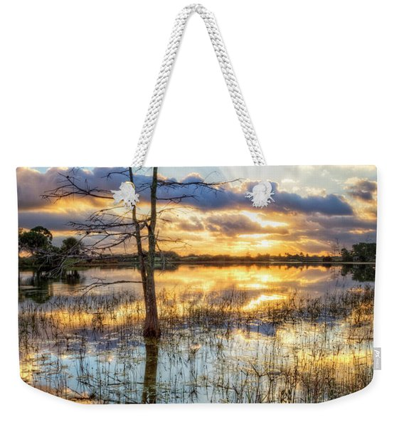 Inspirational Weekender Tote Bag