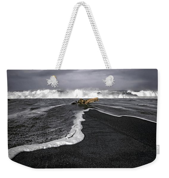 Inspirational Liquid Weekender Tote Bag