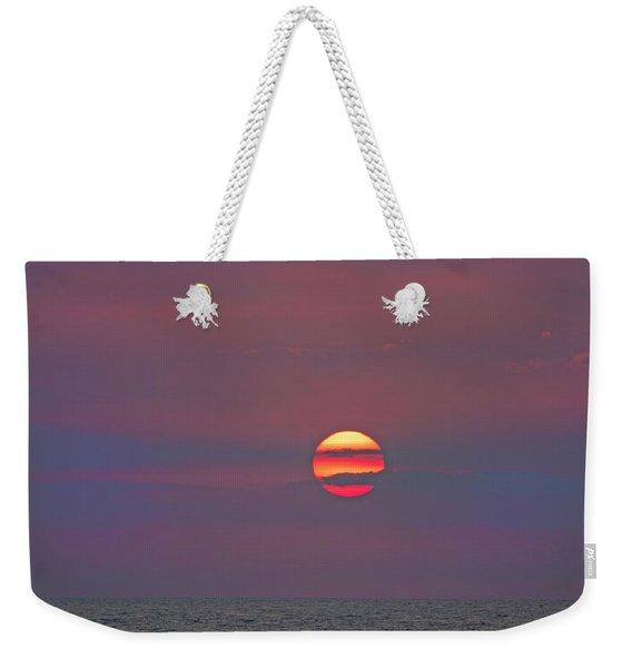 Inspiring Glow Weekender Tote Bag