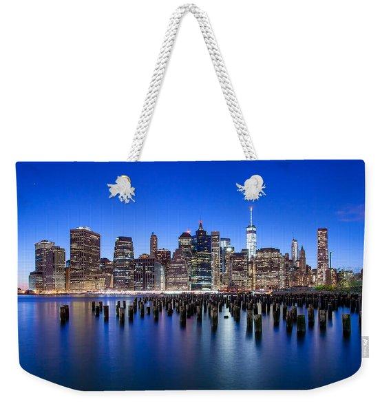 Inspiring Stories Weekender Tote Bag
