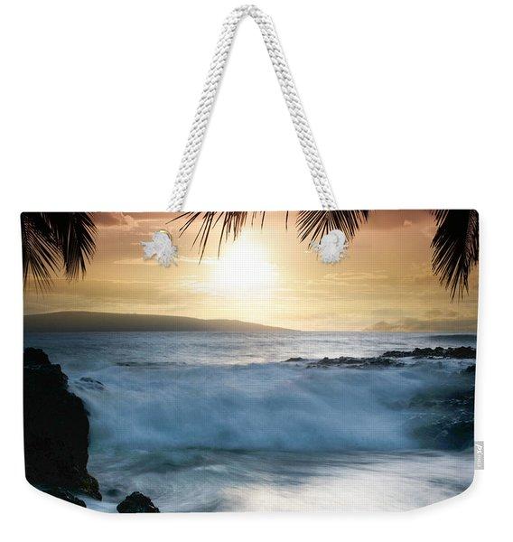 Integrations Weekender Tote Bag