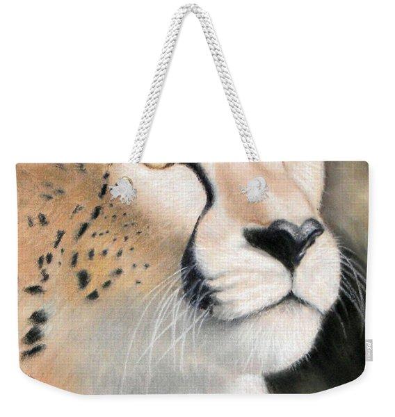 Intensity - Cheetah Weekender Tote Bag
