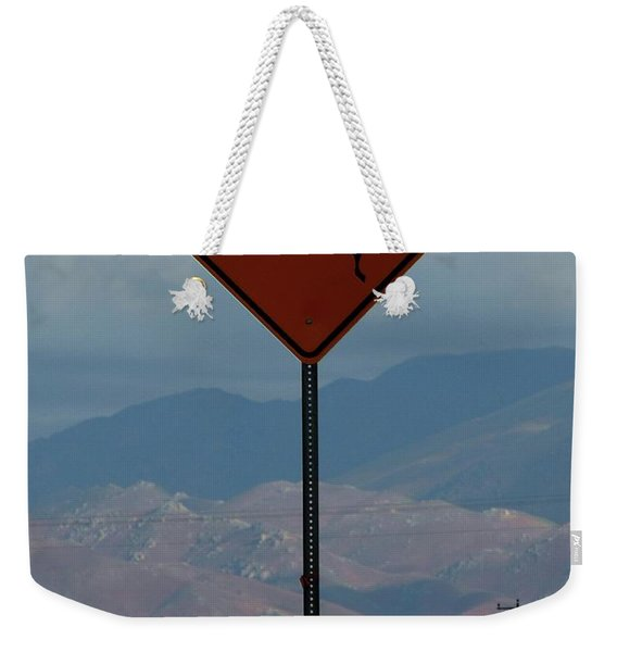 Intention Is Everything Weekender Tote Bag