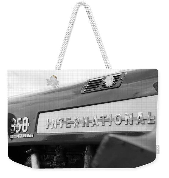 International 350 Weekender Tote Bag