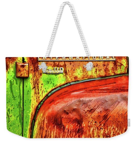 International Mcintosh Vert Weekender Tote Bag