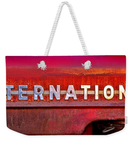International  Weekender Tote Bag