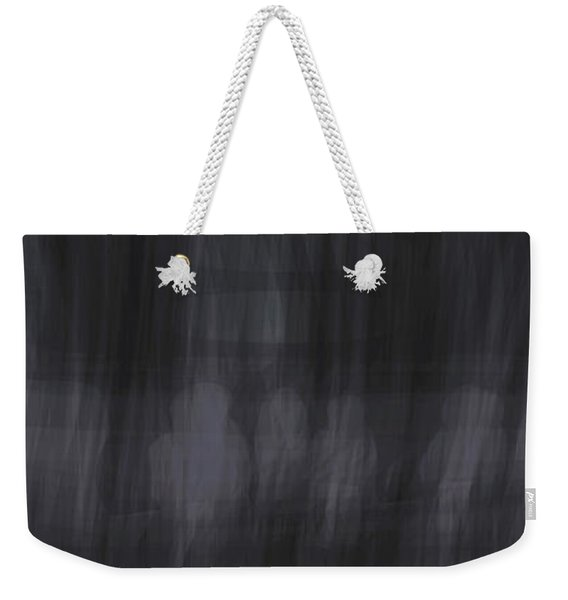 Interphase Arrival Weekender Tote Bag