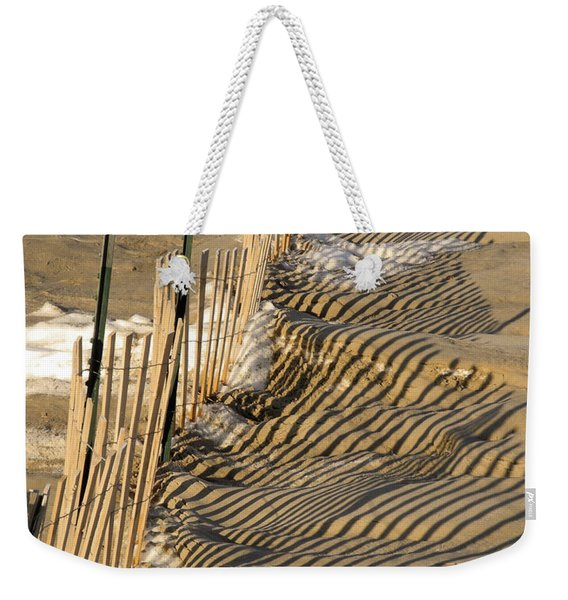 Intersection Weekender Tote Bag