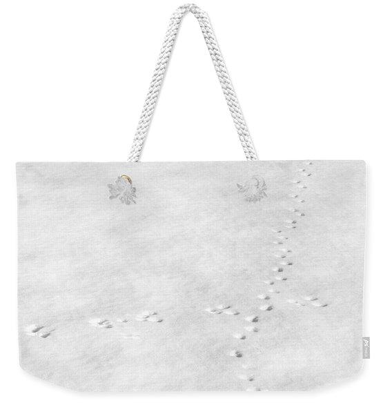 Intersection Weekender Tote Bag