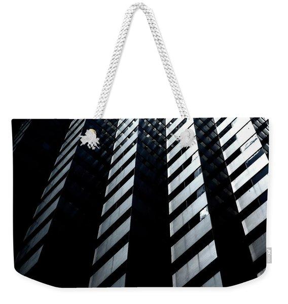 Into Light Weekender Tote Bag