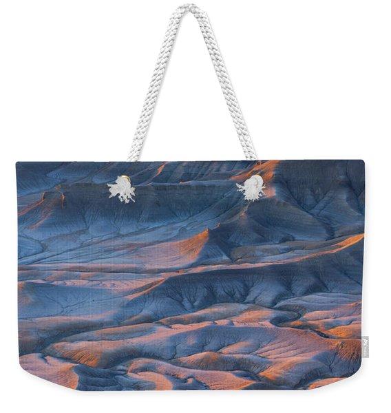 Into The Badlands Weekender Tote Bag