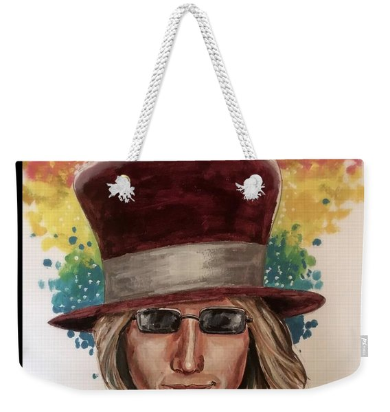 Into The Great Wide Open Weekender Tote Bag