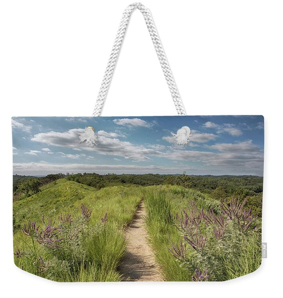 Into The Loess Hills Weekender Tote Bag