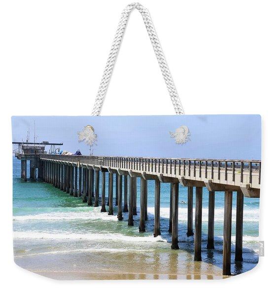 Into The Ocean Weekender Tote Bag
