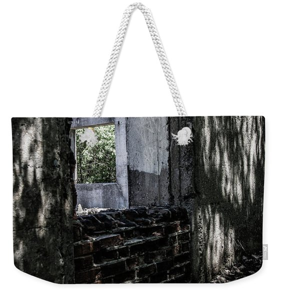 Into The Ruins 4 Weekender Tote Bag