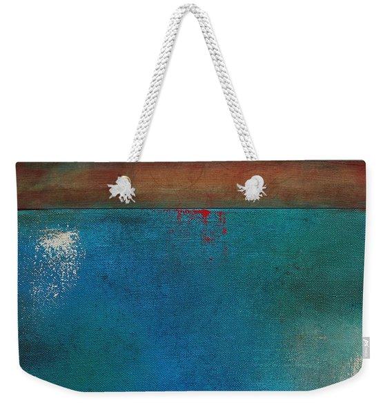 Into The Wisp 1 Weekender Tote Bag