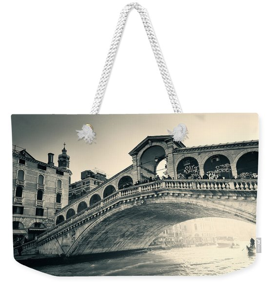 Invasion During The Dawn Weekender Tote Bag