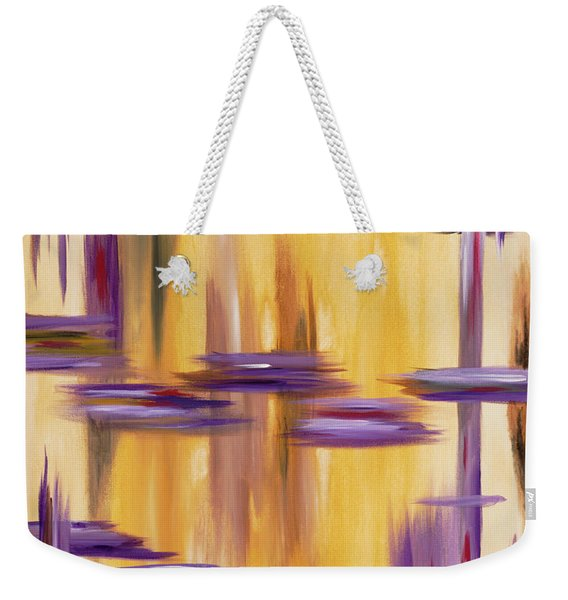 Invasion Weekender Tote Bag