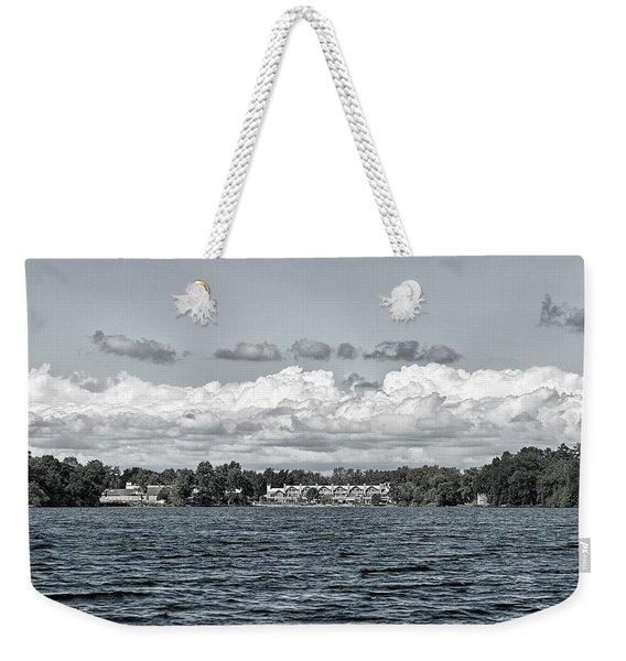 Invermara Bay Weekender Tote Bag
