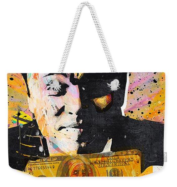 Invincible Weekender Tote Bag