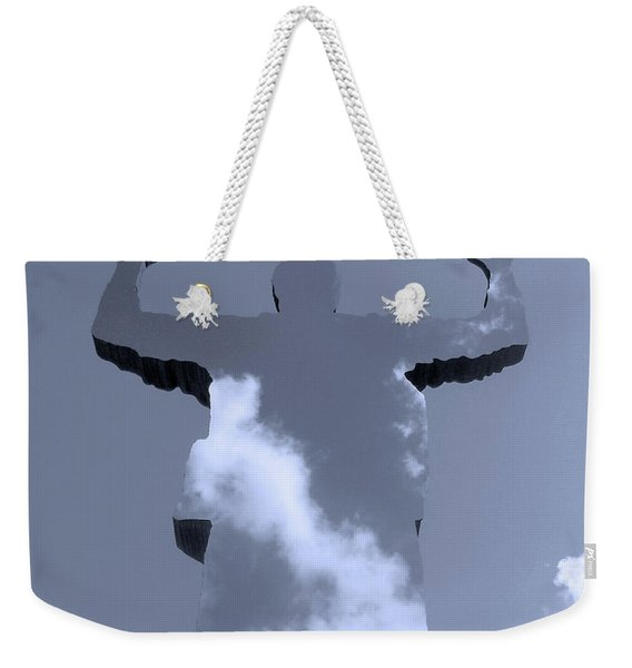 Invisible ... Weekender Tote Bag