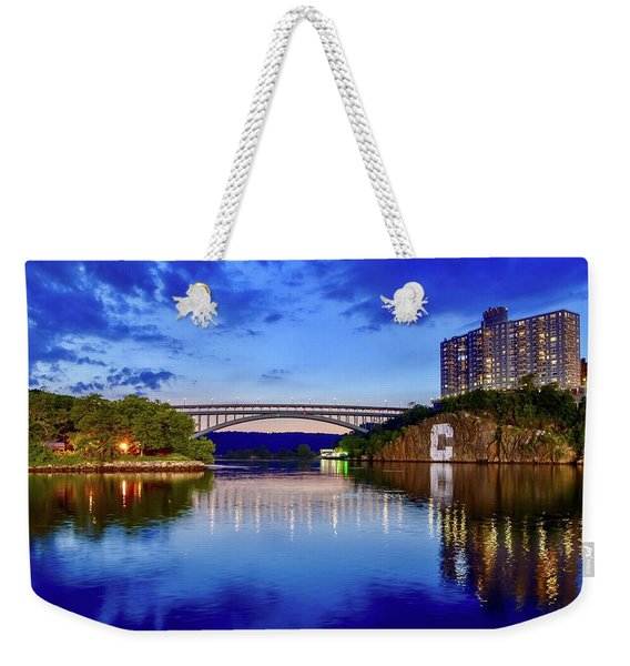 Inwood Weekender Tote Bag