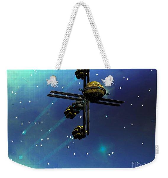 Ion Starcraft Weekender Tote Bag