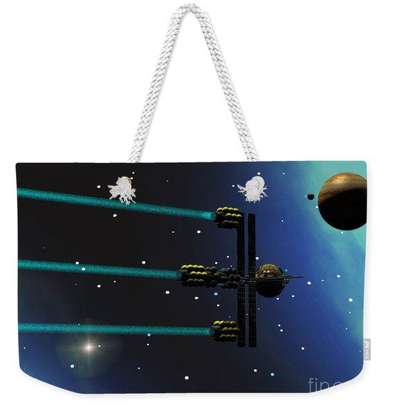 Ion Starliner Weekender Tote Bag