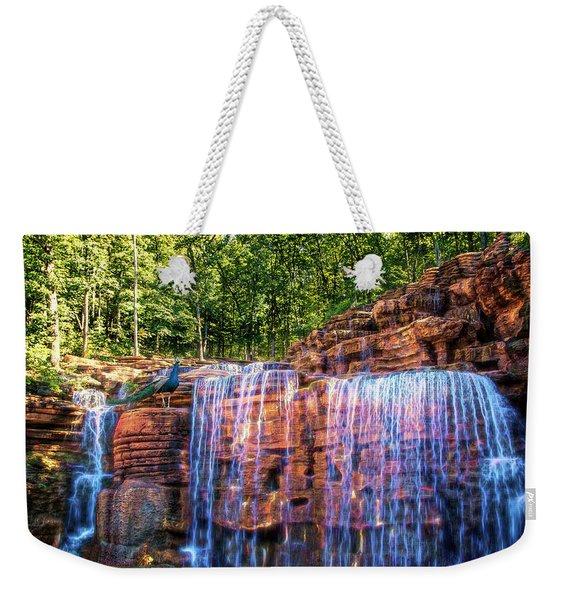 Iridescent Kingdom Weekender Tote Bag